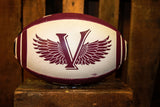 Minnesota Valkyries Size 5 Rugby Ball