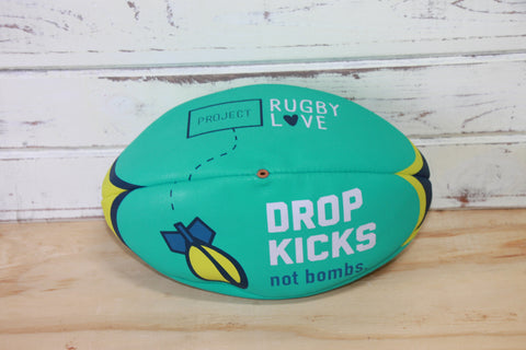 *PRL - Drop Kicks Not Bombs Rugby Ball