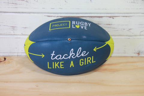 *PRL - Tackle Like a Girl Rugby Ball