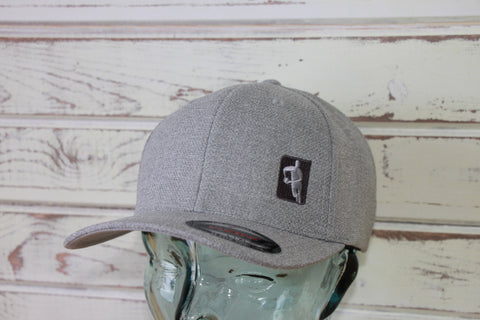 *Rugby Athletic Grey Icon Flexfit Hat