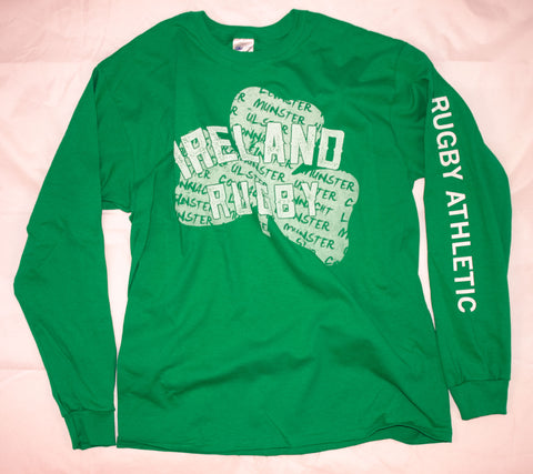 *Ireland Rugby Long Sleeve Shirt