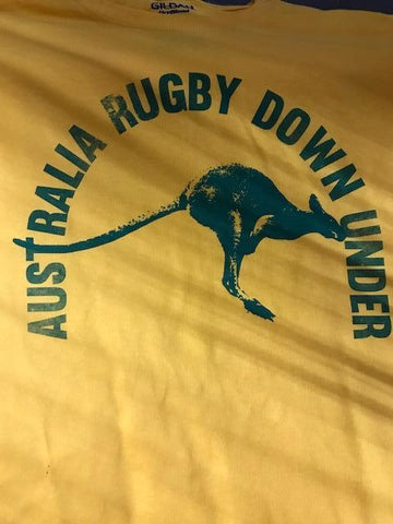 *Australia Rugby T-shirt