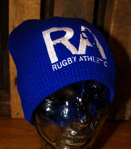 *Rugby Athletic Waffle Beanie