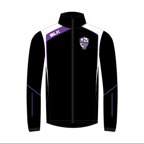 Menagerie Rugby - BLK Custom Track Jacket (Pre-Order 77250)