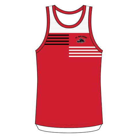 St. Paul Pigs Custom Training Singlet (Pre-Order)