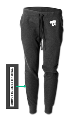 WPL Ladies Euro Sweatpants