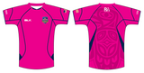 Pacific NW Referee BLK Pink Jersey