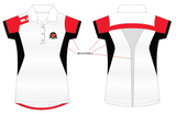 Dallas Rugby BLK Womens Polo (Pre-Order)