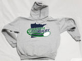 Minnesota Youth Rugby Hooded Sweatshirt