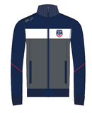USAFL Revolution - BLK Travel Jacket (Pre-Order)