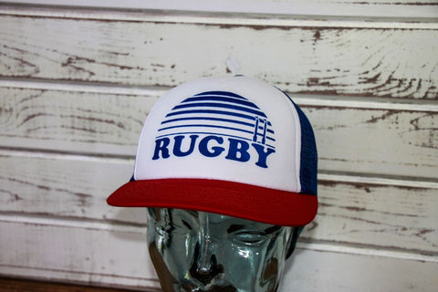 *Rugby // Foam Trucker Hat