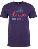 *PRL Tee - Real Women Drive Rucks