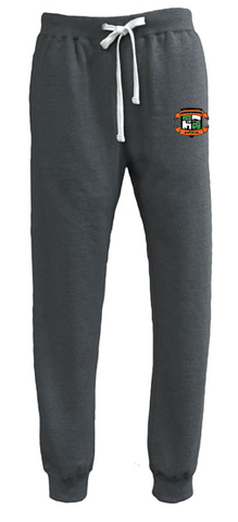 Charles River Jogger Sweatpants, Heathered Black (Pre-Order)