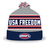 USA Freedom Knit Beanie