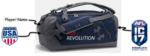 Revo Players IC17 - Duffle Bag