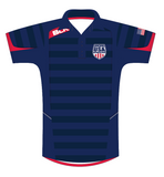 USAFL Revolution - BLK Training Polo Shirt (Pre-Order)