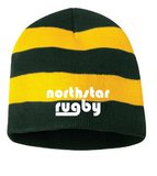 Northstar Women's Rugby Striped Beanie (Pre-Order)