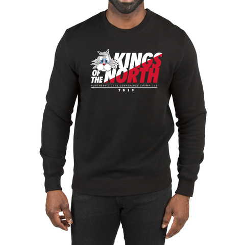 Moorhead Rugby - Kings of the North Crewneck Sweatshirt (Pre-Order)