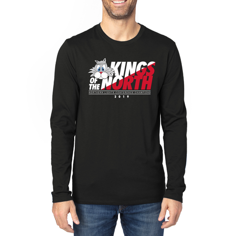 Moorhead Rugby - Kings of the North Long Sleeve Shirt (Pre-Order)