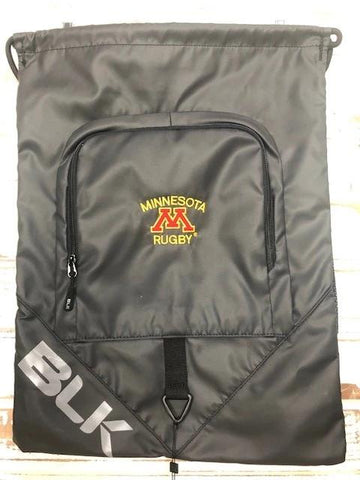 University of Minnesota Rugby Drawstring Bag (RA)