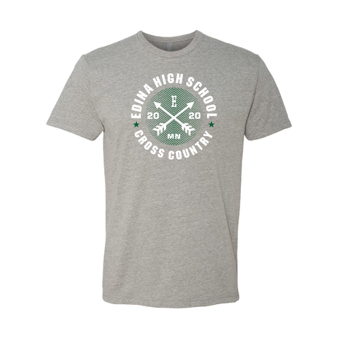 Edina CC Short Sleeve CVC Tee (78371)