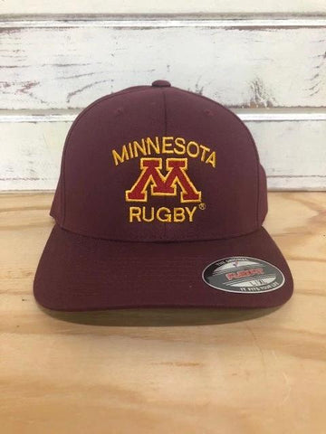 *University of Minnesota Rugby Flexfit Hat (RA)