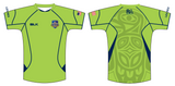 Pacific NW Referee BLK Green Jersey