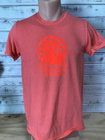 Nash Bash T-Shirt, Orange