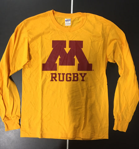 *University of Minnesota Long Sleeve Tee (RA)