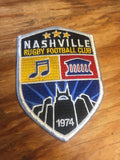Nashville Rugby Patch