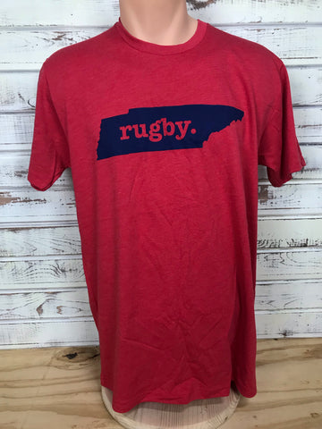 *Tennessee Rugby Tee