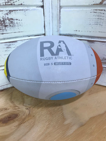 *RA 'Space Ship' Rugby Ball - Size 5