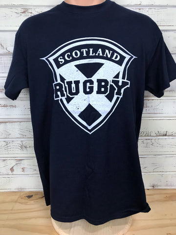 *Scotland Rugby T-shirt