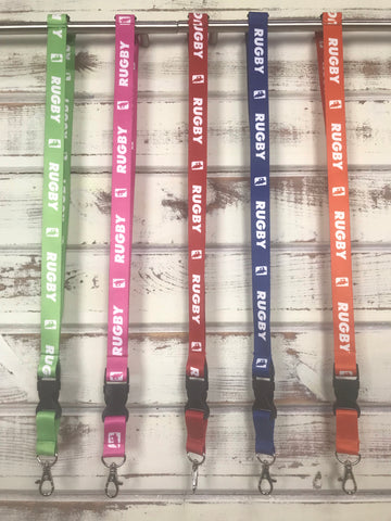 *Rugby Athletic Lanyard