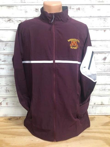 University of Minnesota Track Jacket (RA)