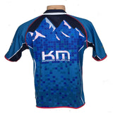 Rocky Mountain Rugby Refs Reversible Jersey (Pink/Blue)