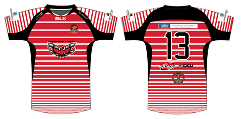 Dallas Rugby BLK Womens Replica Jersey (Pre-Order)
