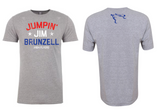 Jumpin' Jim Brunzell Tee