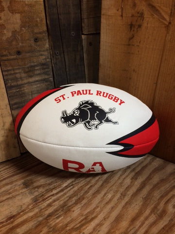 St. Paul Pigs Rugby Ball - Size 5