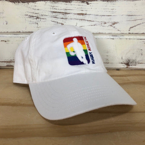 Rugby Pride Dad Hat (77608)