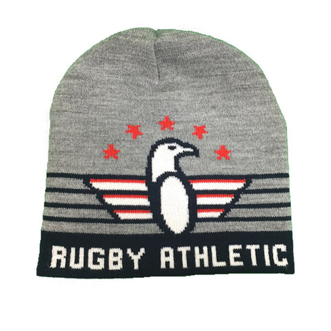 Rugby Athletic Knit Skull Beanie