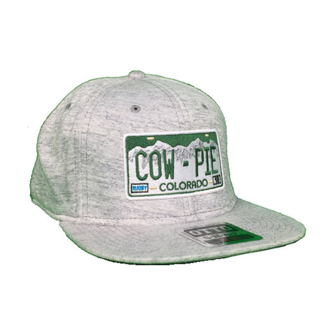 "Cowpie Classic ""Relax"" Flatbill"