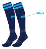 Rocky Mountain Referee BLK Socks