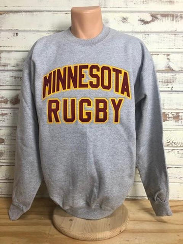 *University of Minnesota Rugby Crewneck Sweatshirt (RA)