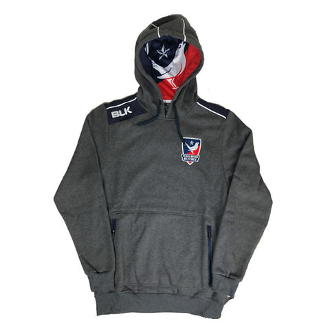 Texas Rugby Refs BLK Hoodie