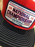 WPL 6-panel Trucker Cap - 2018 Nationals (WPL Owned)