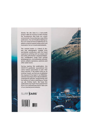Stories For The Seas Book Back