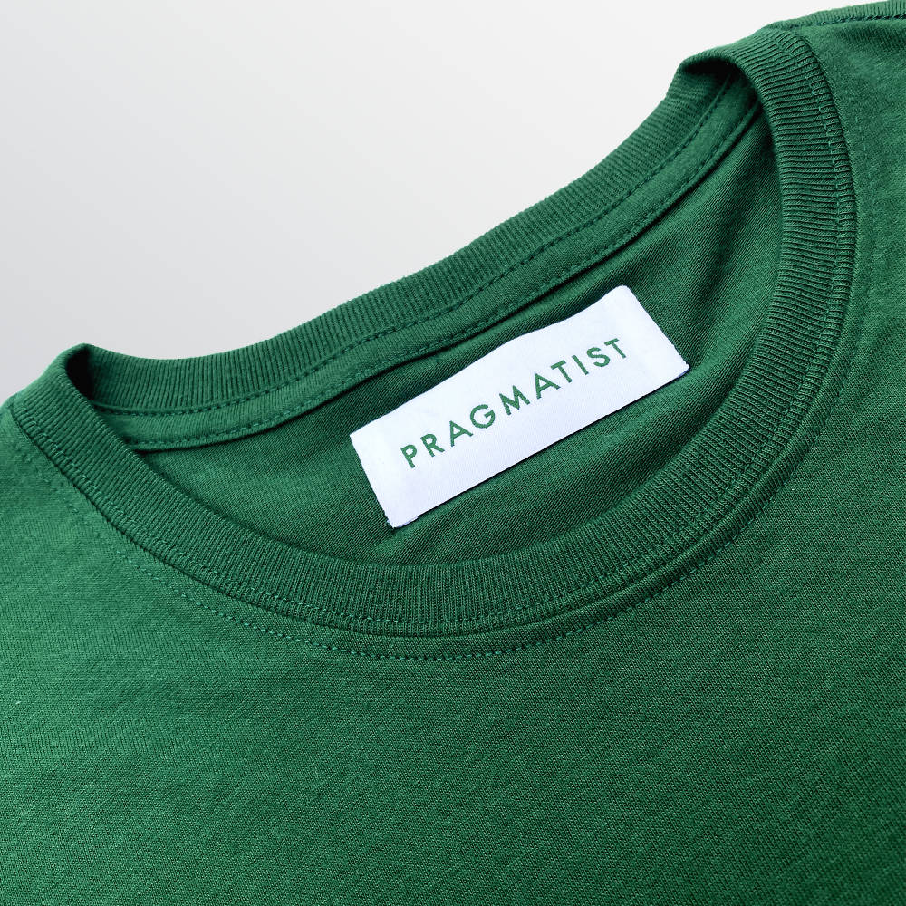 Sustainable t-shirt - green