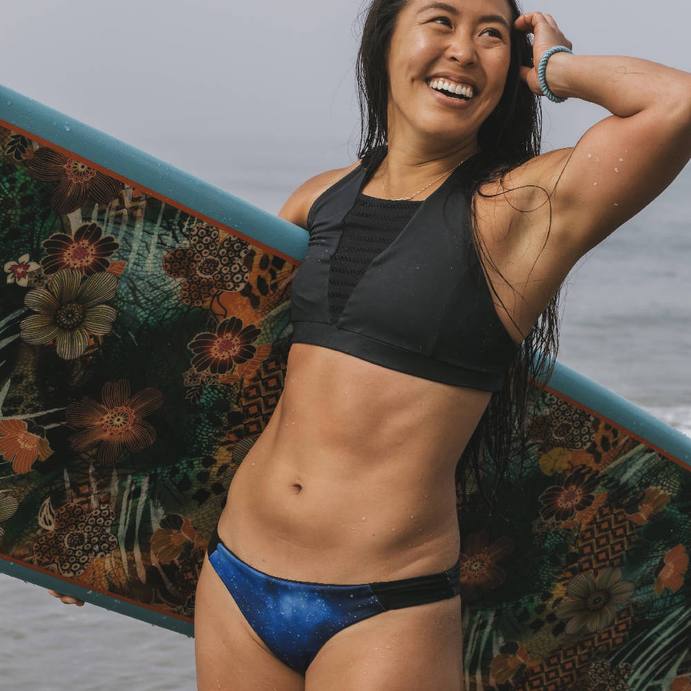 Cloudbreak Athletic Reversible Bikini Top