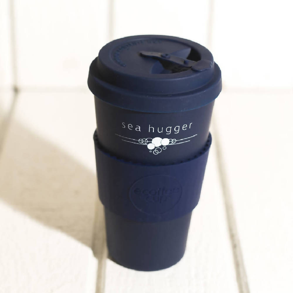 Bamboo Reusable Sea Hugger Coffee Cup